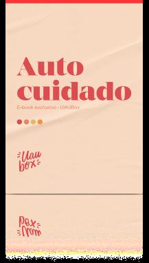 Capa e-book Autocuidado
