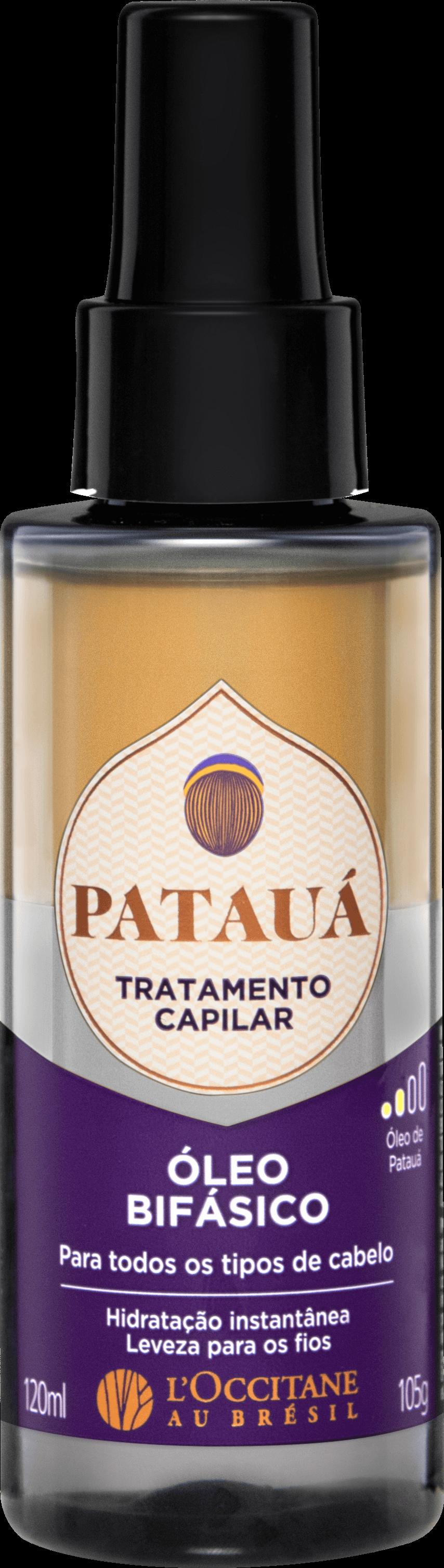 Óleo Bifásico Tratamento Capilar Patauá, L'Occitane au Brésil - 120 ml