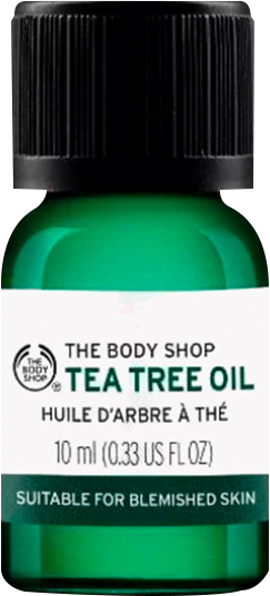 Óleo de Tea Tree, The Body Shop - 10 ml