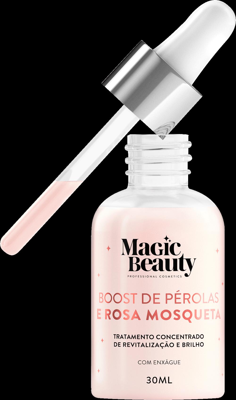 Boost Capilar - Magic Beauty